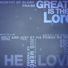 Worship BG by Ben Ehmke via Flickr